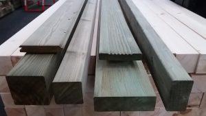 maderas tratadas