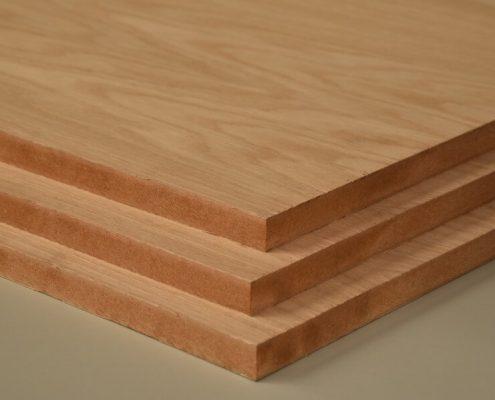 tableros rechapados de madera